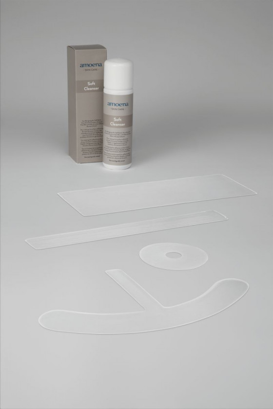 Silikon Narbenpflaster Strips