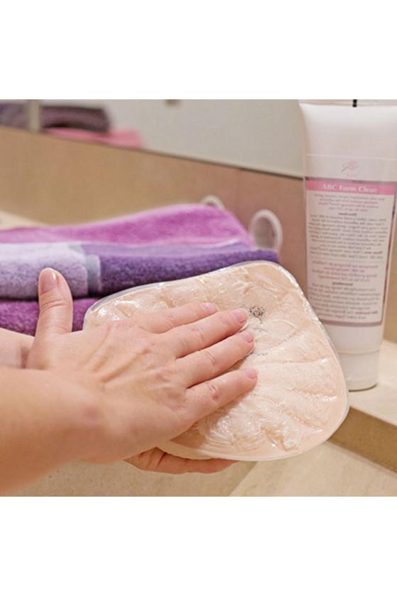 Brustprothese ABC Massage Form Attach